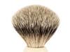 Ice Shave Brush - Best Badger (Chrome/Ivory) (ISB-BB3)