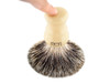 Ice Shave Brush - Pure Badger (Ivory) (ISB-PB3) (999440)