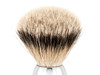 Ice Shave Brush - Silvertip Badger (Chrome) (ISB-ST2)