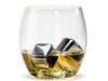 Savoir Whiskey Stones - Stainless Steel - 6pc (SA0013)