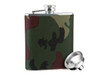 Savoir Flask - Camouflage - 6oz (FCAM6Z)