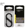 Nite Ize Double S-Biner #3 - Black (SB3-03-01)