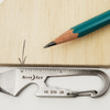 Nite Ize DoohicKey Key Tool Stainless (KMT-11-R3)