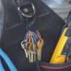 Nite Ize S-Biner KeyRack - Black/Plastic (KRK-03-01)