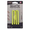 "Nite Ize Gear Tie 6"" - 2pk - Neon Yellow (GT6-2PK-33)"