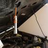 Nite Ize Gear Tie Clippable Twist Tie 12 inch - Black (GLC12-01-R3)