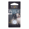 Nite Ize PetLit LED Collar Light - Jewel Crystal (PCL02-03-02JE)