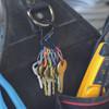 Nite Ize KeyRack S-Biner - Black/Camo (KRK-03-01BG)