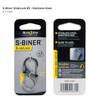 Nite Ize S-Biner SlideLock #2 - Stainless Steel (LSB2-11-R3)