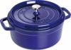 Staub Cocotte Round 5.5Qt/5.2L Blue (40510-284)