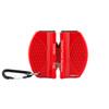 EdgeLogix Ceramic Pocket Sharpener - Red (CP021R)