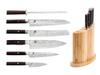 Shun Hiro 7pc Knife Block Set (SGS0600)