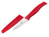 "Kussi 3"" Paring Knife with Sheath - Red (8000RD)"