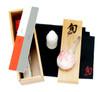Shun Knife Care Kit (DM0625) Kitchen Polishing Cloth, Sticks, Oil, Talc Ball