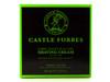 Castle Forbes Shaving Cream Lime (CF-3031)