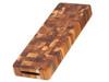 """Teak Haus End Grain Cheese Board 18"""" x 6"""" (TH315)"""