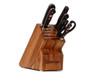 Wüsthof Classic 7-Piece Acacia Block Set (8401-1A)