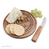 Final Touch 2 Piece Cheese Board Set (CE40102)