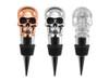 Savoir Skull Bottle Stoppers - 3pc Set (SAVSS3P-1)