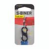 Nite Ize S-Biner TagLock Blk (PLSBM-01-R3)