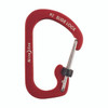 Nite Ize Carabiner SlideLock #2 Aluminum - Red (CSLA2-10-R6)