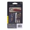 Nite Ize Carabiner SlideLock - 3pk - Black (CSLC-01-R6)