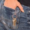 Nite Ize SqueezeRing Key Clip - Copper (KSQR-40-R6)