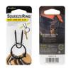 Nite Ize SqueezeRing Key Clip - Black (KSQR-01-R6)