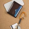 Nite Ize SlideLock Key Ring Aluminum - Orange (CSLAW3-19-R6)