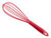 "Kussi Silicone Whisk 12"" Red (SLWK12-RD) (999888)"