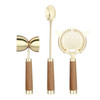 Final Touch 3pc Brass Mixing Tool Set (FTA2100)