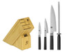 Shun Classic 5pc Starter Block Set - HOK Exclusive (DMS0521)