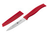 """House of Knives 40th Anniversary Paring Knife 4"""" Red (8100-RD-40)"""