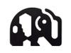 Black Tusk Elephant EDC Multitool Black (BTS-MT-EB)