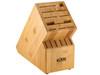 Kussi Block Bamboo 16 Slot (2bblock16)
