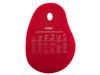 Kussi Silicone Bowl Scraper Red (BWSCR-RD) (999891)