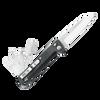 "Leatherman FREE""¢ K4 - Gey, Straight Blade (832666) (277625)"