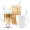 Final Touch GoSip Reusable Straw Glass (RS102-5)