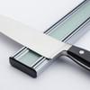 "Bisbell Frosted Green 12"" Magnetic Knife Bar (BMKR32-30FG)"