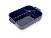 Peugeot Appolia Ceramic Rectangular Baking Dish 25cm - Blue (60114)