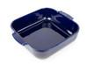 Peugeot Appolia Ceramic Square Baking Dish 28cm - Blue (60190)