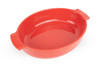 Peugeot Appolia Ceramic Oval Baking Dish 31cm - Red (60596)