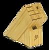 Shun Slimline Block (DM0845)