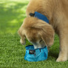 Nite Ize RadDog Collapsible Bowl Blue (RWB-03-R8)