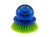 Lexngo Round Scrub Brush - Blue (LEX-RB-01)