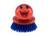 Lexngo Round Scrub Brush - Red (LEX-RB-02)