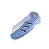 Kizer Sheepdog Mini Blue C01C Titanium (Ki3488A2)