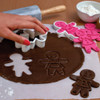 Tovolo Ginger Girls Cookie Cutter - Lifestyle
