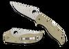 Spyderco Stretch 2 Straight Spine Ivory (C90FPIV2)