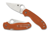 Spyderco Para 3 Lightweright Rex 45 Sprint (C223BORE)
